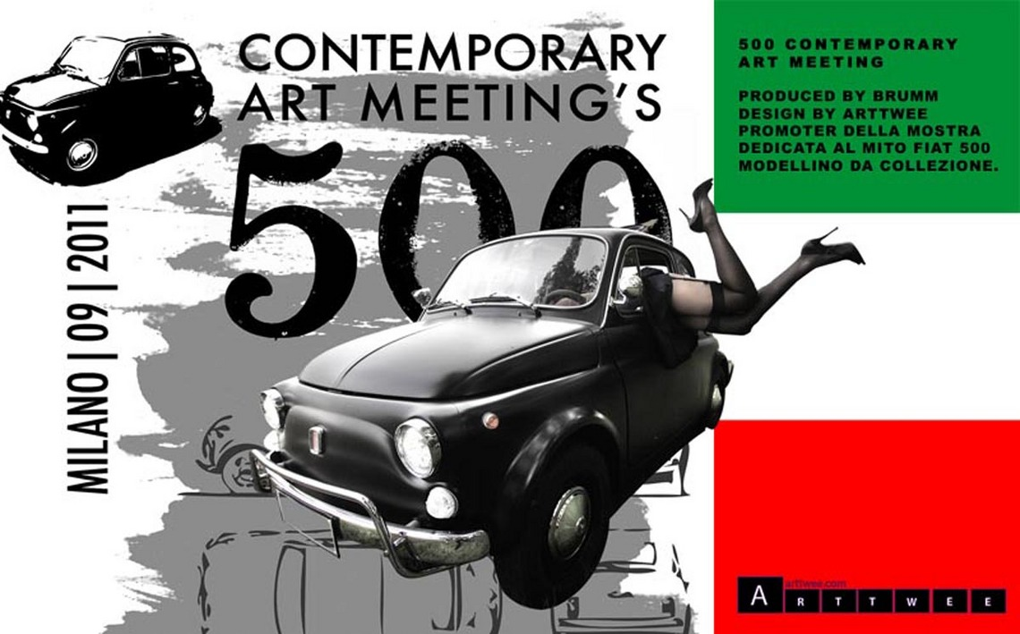 500 Contemporary Art Meeting